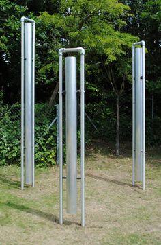Outdoor Musical Instruments - Outdoor Cybergongs