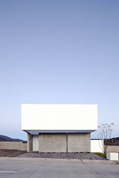 House To See The Sky by Abraham Cota Paredes Arquitectos
