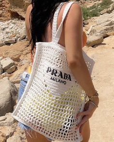 Brand It, Sleepover, Pretty Pictures, Prada, Branding Design, Fashion Beauty, Reusable Tote Bags, Style, Photo And Video