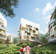 Park Hill Bratislava, Slovensko Architekti Šebo Lichý