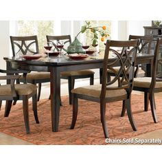 Keegan Dining Table | Casual Dining | Dining Rooms | Art Van Furniture - Michigan's Furniture Leader