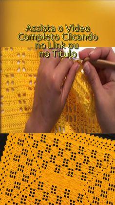 Crochet Diy, Crochet World, Filet Crochet, Crochet Crafts, Crochet Doilies, Crochet Projects, Crochet Edging Patterns, Crochet Squares, Button Hole Stitch