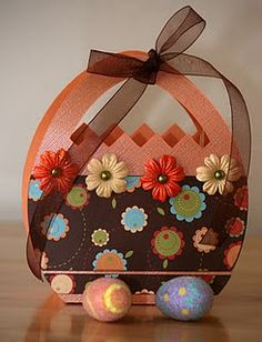 Easter Basket Collection svgcuts