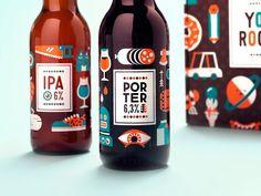 You Rock! Beer Packaging