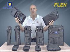 Pilot Flight Bags, Modular Gear Bags, Pick your parts - Build your bag - Brightline Bags