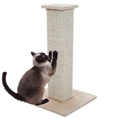 PETMAKER Sisal Burlap Cat Scratching Post, 28' *** For more information, visit image link. (This is an affiliate link and I receive a commission for the sales) #MyPet