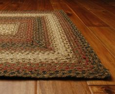 "Russet Jute Rug - Oval or Rectangle - 20x30"",27x45"", 4x6, 5x8, 6x9, 8x10, 2.5x6 - Beautifully executed craftsmanship.  TO ORDER: greenlifestylebiz@gmail.com - Greenlifestylebiz on Facebook/Suzi M Green Interior Decorator Mpls MN on Pinterest"