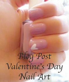 New post on the Dawl Blog! Check it out to get some Valentine's Day nail inspiration! http://shawldawls.com/valentinesdaynailart/