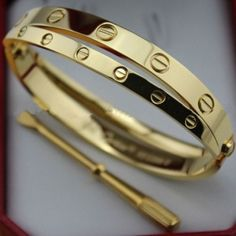 81cb28ab431d Fake Cartier Love Bracelet two pink gold diamonds band screwdriver Cartier  Love Ring