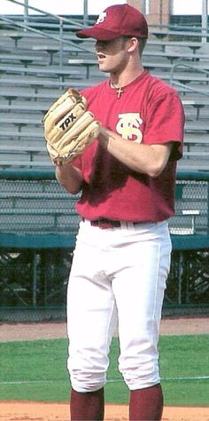 BK #tbt to baseball days at Florida State