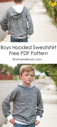 more than 20 free sewing patterns for kids - Winter inspired clothing FREE. Be inspired for both boys and girls winter clothing with free…