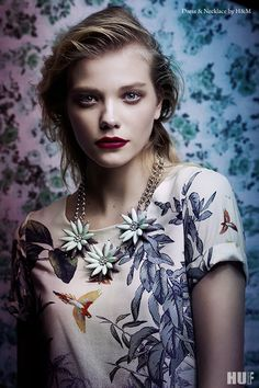 Flowery, photography by Dennis Gritzke for HUF Magazine
