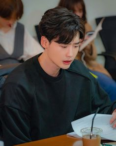 Lee Jong Suk Cute, Lee Jung Suk, Lee Jong Suk Funny, Asian Actors, Korean Actors, W Two Worlds Wallpaper, Oppa Ya, Lee Jong Suk Wallpaper, Up10tion Wooshin