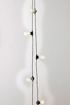 Ellos Home Ljusslinga Glödlampa Teen Bedroom Lights, Bedroom Lighting, Et Phone Home, Norwegian House, Apartment Projects, Compact Living, Flat Ideas, Scandinavian Interior, My Room