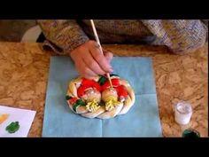 соленое тесто - рецепт для поделок - YouTube