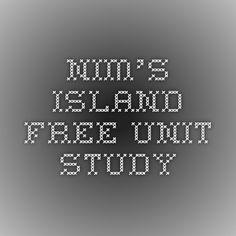 Nim's Island Free Unit Study