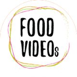 food video logo