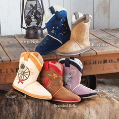 Western Cowgirl Boot Slippers  WANT!!!!!