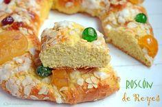 ¡Qué cosa tan dulce!: Roscón de Reyes