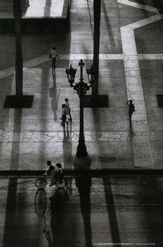 René Burri   Plaza José Martí, Havana, 1993