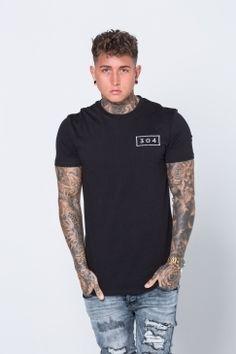 1ec01a70a5 304 Clothing - Essential Tee - Black