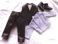 London Boy outfit London Outfit, Sasha Doll, Vintage Dolls, Boy Outfits, That Look, The Originals, Best Deals, Boys, Pants
