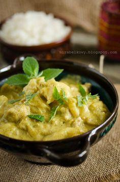 Mirabelkowy blog: Ragout perskie z kurczaka