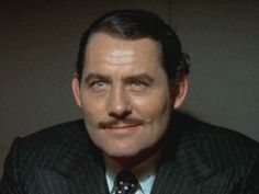 "Robert Shaw as Doyle Lonnegan in ""The Sting"" (1973)"