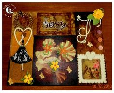 TELA SCRAP DECOR - JACLYN