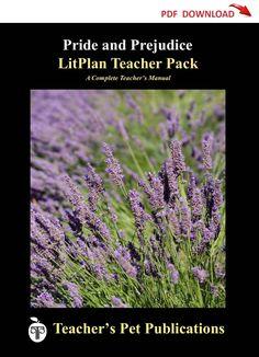 Pride and Prejudice Lesson Plans | LitPlan Teacher Guide