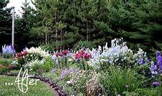 Marvelous Garden Plans Zone 5 #3 Perennial Garden Plans Zone 6 .