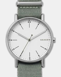 Buy Signatur Green Analogue Watch by Skagen online at THE ICONIC. Free and fast delivery to Australia and New Zealand.