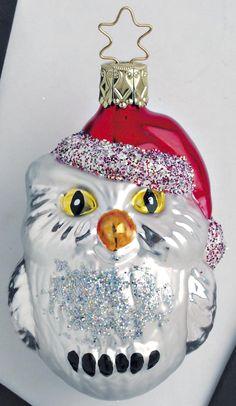 Inge Glas 2004#Christbaumschmuck#aus dem Hause Inge Glas.Weihnachtsbaumschmuck made in Germany mundgeblasen und von Hand bemalt bei www.gartenschaetz..