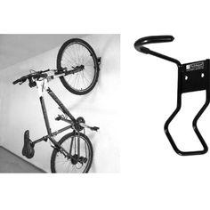 Držák kola na stěnu kolmý (přední/zadní kolo)