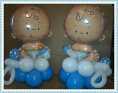 Baby shower centerpieces for boys candy 21 ideas Baby Balloon, Baby Shower Balloons, Baby Shower Cakes, Baby Shower Signs, Baby Boy Shower, Baby Shower Announcement, Shower Bebe, Baby Shower Activities, Baby Shower Centerpieces
