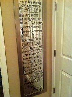 Another pinner  wrote : So I wrote a bunch of Taylor swift quotes and lyrics on my mirror! It took awhile since I kept starting over lol :) if u repin please give me credit, thanks :) love ya guys ❤️