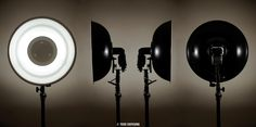 Buy or DIY Beauty Dish for soft yet contrasty light. Very cool for portraits in and outside the studio.