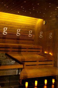 Rock Sauna at ESPA at the g - Galway