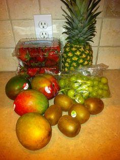 Fruit salad for the soul