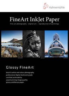 la serie delle carte #fineart glossy by hahnemuhle informazioni e prezzi a info@shadesdirect.com