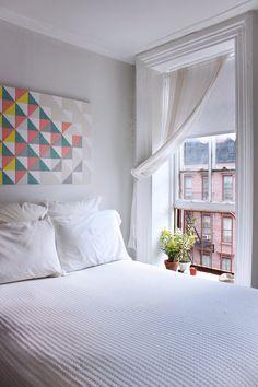 Jacqueline's Bright  Airy West Village Studio