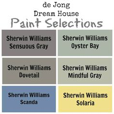 Paint Selections