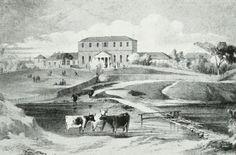 The King's School in 1861