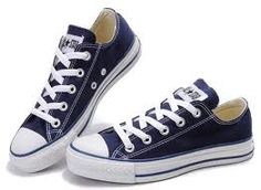 all star converse I jus bought the navy ones.