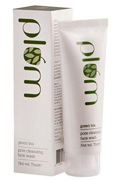 Plum Green Tea Pore Cleansing Face Wash, 75ml