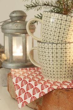 Joulu Mugs, Tableware, Kitchen, Home, Dinnerware, Cooking, Tumblers, Tablewares, Kitchens