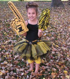 Pittsburgh Steelers TuTu!