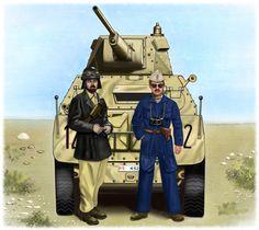 ww2 - North Africa - 1942- Italian Lancers by AndreaSilva60 on DeviantArt