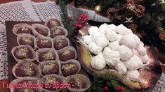 Πεντανόστιμοι κουραμπιέδες που θα λατρέψετε! Apple Cake, Waffles, Sweets, Sugar, Cookies, Coffee, Breakfast, Desserts, Christmas