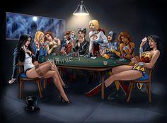 Pity, that Biking strip poker party and